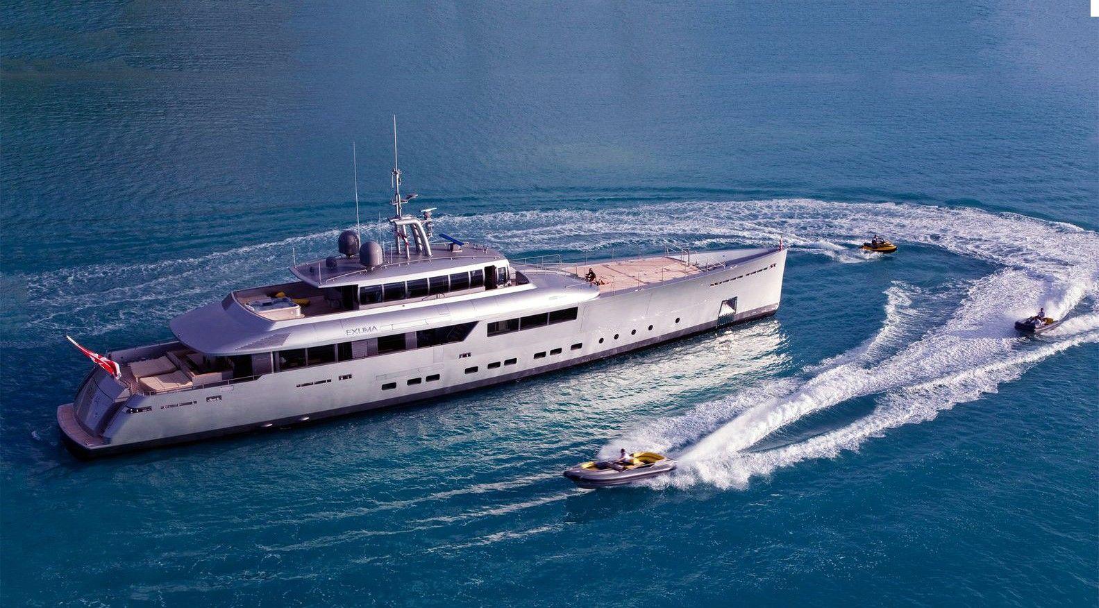 Motoryacht Charter Montenegro